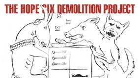 "PJ HARVEY - ""The Hope Six Demolition Project"""