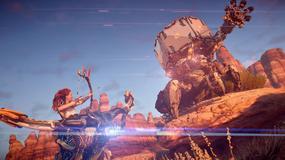 Horizon Zero Dawn - świeża porcja screenów ze świata opanowanego przez robodinozaury