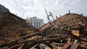 Tak wygląda Nepal po trzęsieniu ziemi