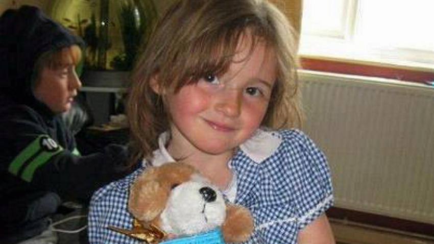 Porwana dziewczynka April Jones