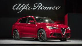Alfa Romeo Stelvio – SUV na sportowo