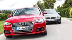 Czy nowe Audi A4 jest lepsze od BMW serii 3?
