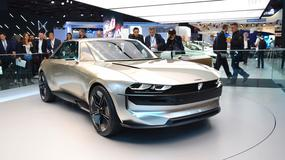 Peugeot e-Legend - paryska gwiazda