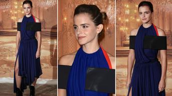 Emma Watson w sukience LV