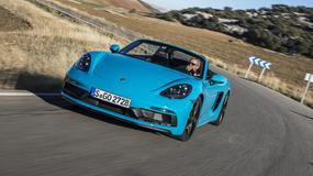 Porsche 718 Boxster GTS – frajda na dwa sposoby