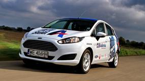 Test Forda Fiesty 1.0 - Auto dobre na długie trasy