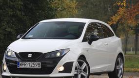 """Seat Ibiza Bocanegra: Cupra  z czarnym """"dziobem"""""""
