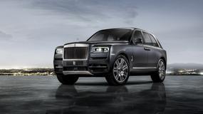 Rolls-Royce Cullinan - najbardziej luksusowy SUV świata
