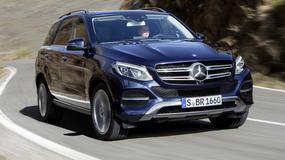Mercedes GLE – następca ML-a