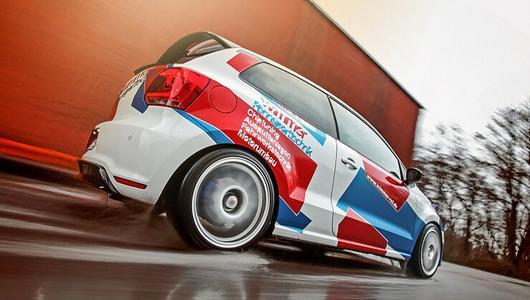 Volkswagen Polo R WRC o mocy 420 KM. Szaleństwo?