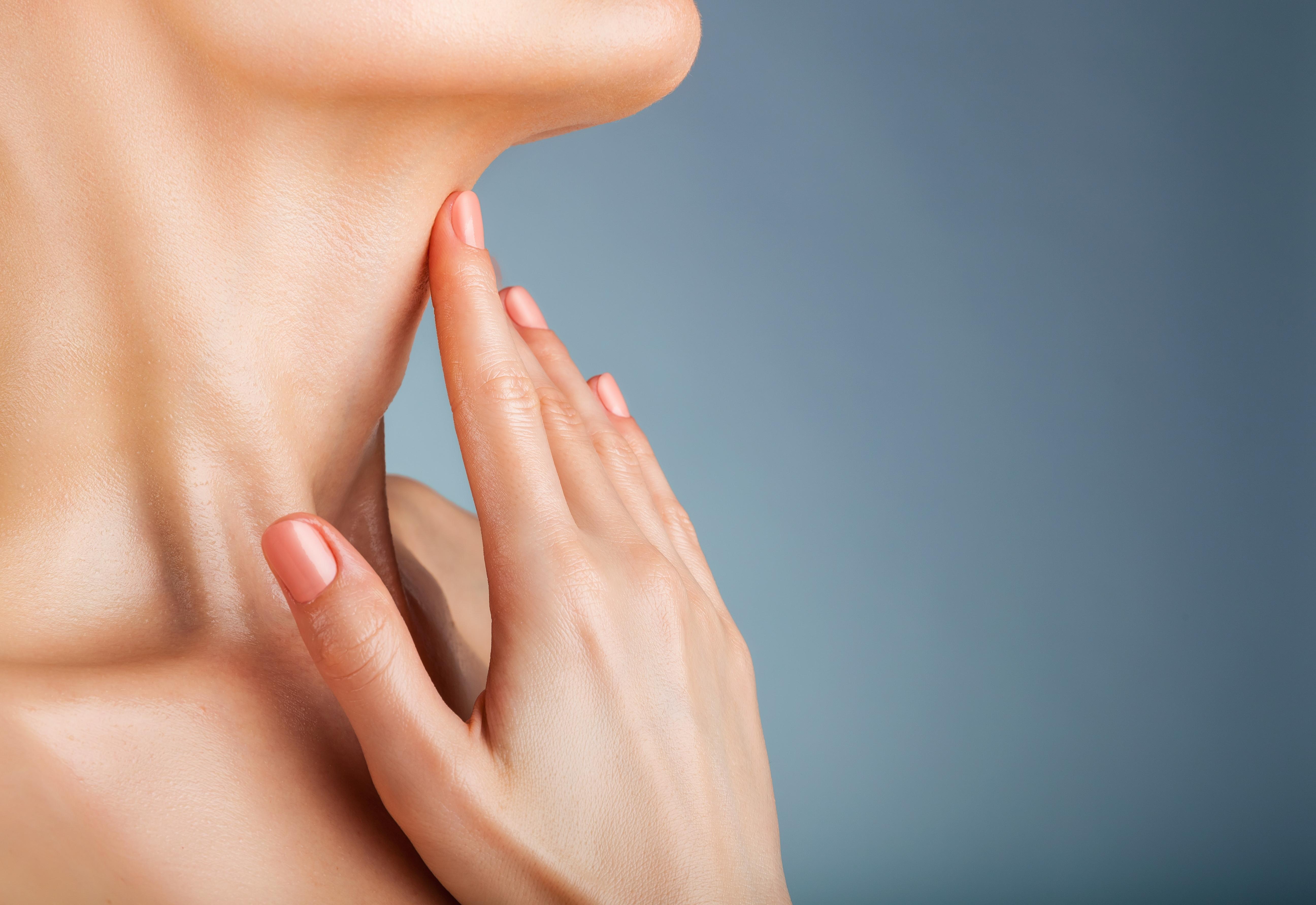 Szorító érzés a nyakban mi történik, ha egy dohányos leszokik a dohányzásról