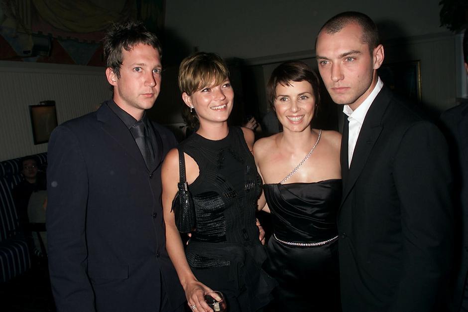 Kate Moss i Jefferson Hack