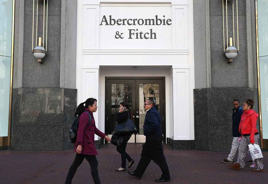 Abercrombie & Fitch / Getty Images