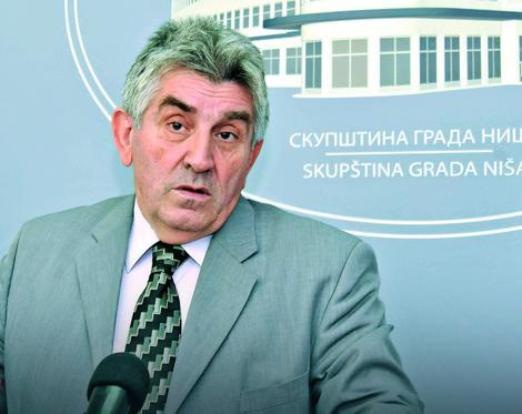 Ne možemo da servisiramo obaveze: Zamenik gradonačelnika Ljubivoje Slavković