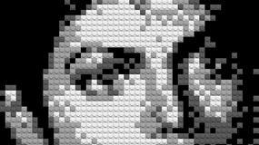 Obrazy z Lego