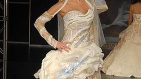 Ekstrawaganckie suknie ślubne, sezon 2009