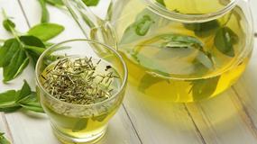 Zielona herbata - na co pomaga?