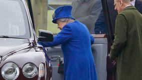 Królowa Elżbieta II pierwszy raz po chorobie. Monarchini wraca do zdrowia