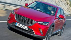 Mazda CX-3 - Znowu udany model