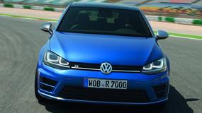 Volkswagen Golf R - mamy nowe zdjęcia