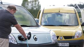 Test Renault Kangoo Z.E.: do miasta w sam raz
