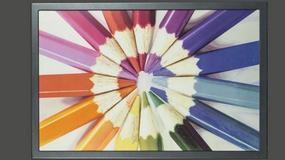 Elektroniczny papier w pełnym kolorze