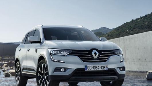 Renault Koleos wyrósł na dużego SUV-a