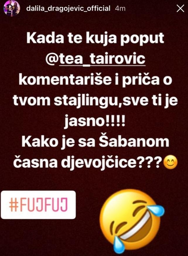 Dalila Instagram