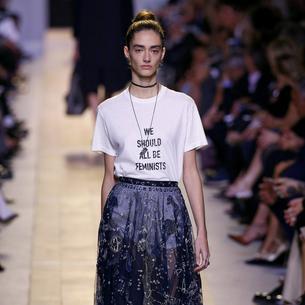 Gwiazdy pokochały nowy t-shirt Diora