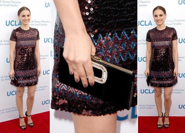 Best Look: Natalie Portman w sukience Dior