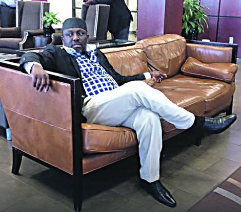 Sumnjivi milijarder iz Nigerije Rohas Okoroča