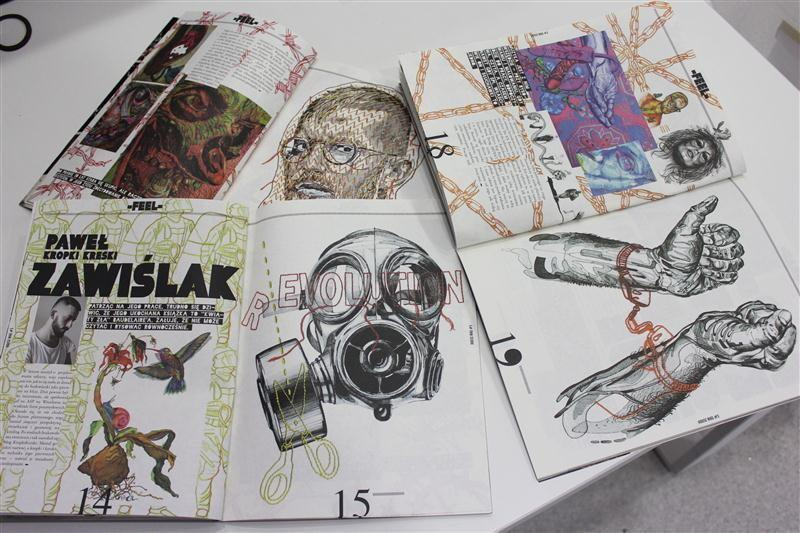 Publikacje / Kropki Kreski