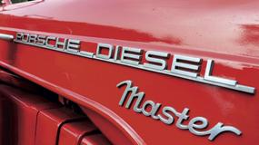 Porsche Master 429 - ciągnik bardzo prestiżowy