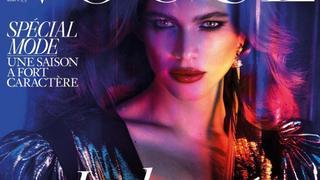 """Transpłciowa modelka w sesji dla francuskiego """"Vogue'a"""""""