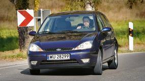 Tani, wygodny, często z korozją - używany Ford Focus I generacji 1.6
