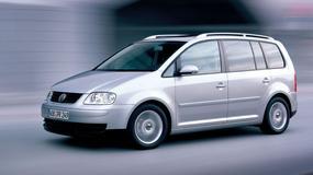 Używane: Volkswagen Touran I - niemiec z problemami