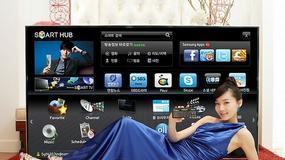 75-calowy telewizor 3D od Samsunga