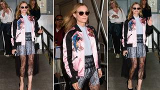 Best Look: Diane Kruger w spódnicy Valentino