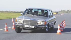 Mercedes 450 SEL 6.9 - potęga pojemności