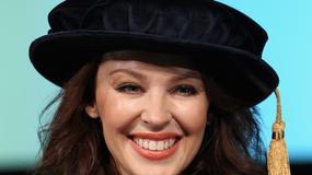 Kylie Minogue z doktoratem