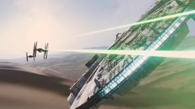 """""""Star Wars: Episode VIII"""": Sokół Millennium na nowych zdjęciach z planu"""