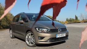 Volkswagen Golf Sportsvan 1.4 TSI – papieska salonka