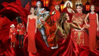 Krótka historia czerwieni – czy czerwony zawsze był kolorem miłości?