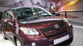 Paryż 2008: Toyota Urban Cruiser – miejski crossover z napędem 4x4 i nowym silnikiem 1,33 Dual VVT-i