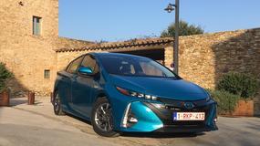 Nowa Toyota Prius Plug-in Hybrid – ma palić 1 l/100 km I Test