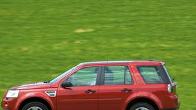 Mr. Cool  z Liverpool: Land Rover Freelander (Test długodystansowy)