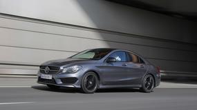Test Mercedesa CLA 200: bez gwiazdy nie ma jazdy