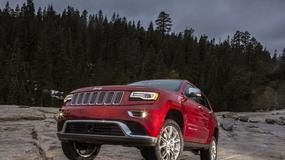 Jak zmienił się Jeep Grand Cherokee?