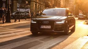 Audi S8 plus - w imię mocy i stylu