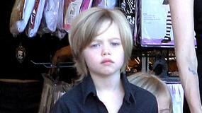 Córki Angeliny Jolie to już duże dziewczynki